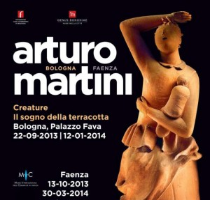 Arturo Martini: due mostre per il più importante scultore del '900