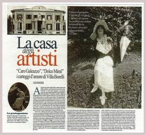 La casa degli artisti