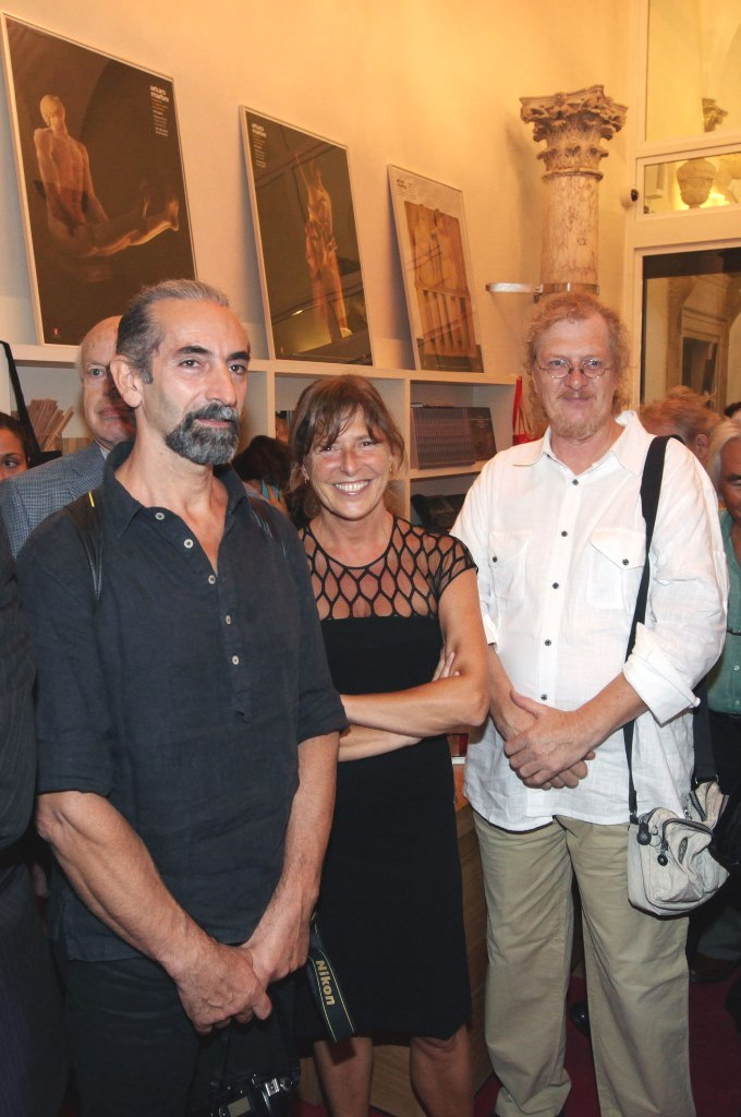 """Inaugurazione della mostra """"Arturo Martini. Creature. il sogno della terracotta"""". Foto di Paolo Righi - Meridiana Immagini"""