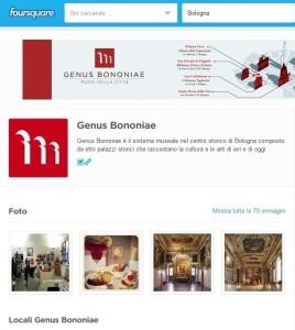 Genus Bononiae diventa ancora più social!