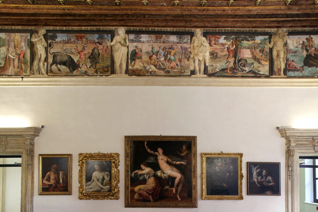 Palazzo Fava. Palazzo delle Esposizioni di Genus Bononiae