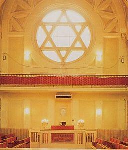 Mario Finzi e la Sinagoga di Bologna