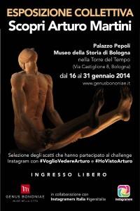 """""""Scopri Arturo Martini"""" va in mostra al Museo della Storia di Bologna"""
