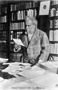Carducci e la sua biblioteca