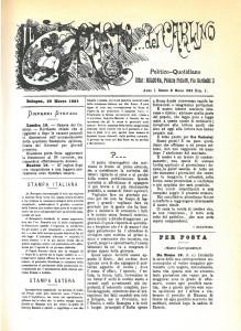 """""""Il Resto del Carlino"""": il giornale di Bologna"""