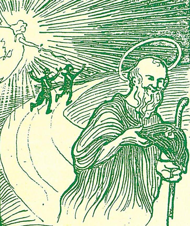 San Giuseppe mette in fuga i carabinieri (Nasica )