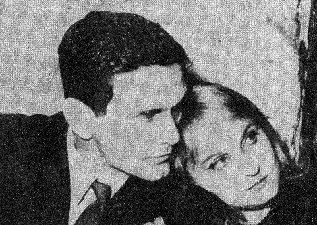 Pasolini e Laura Betti