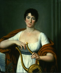 Isabella Colbran la prima moglie di Rossini