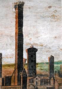 """Giovanni II Bentivoglio, la """"sua"""" Torre e la maledizione dello specchio rotto"""
