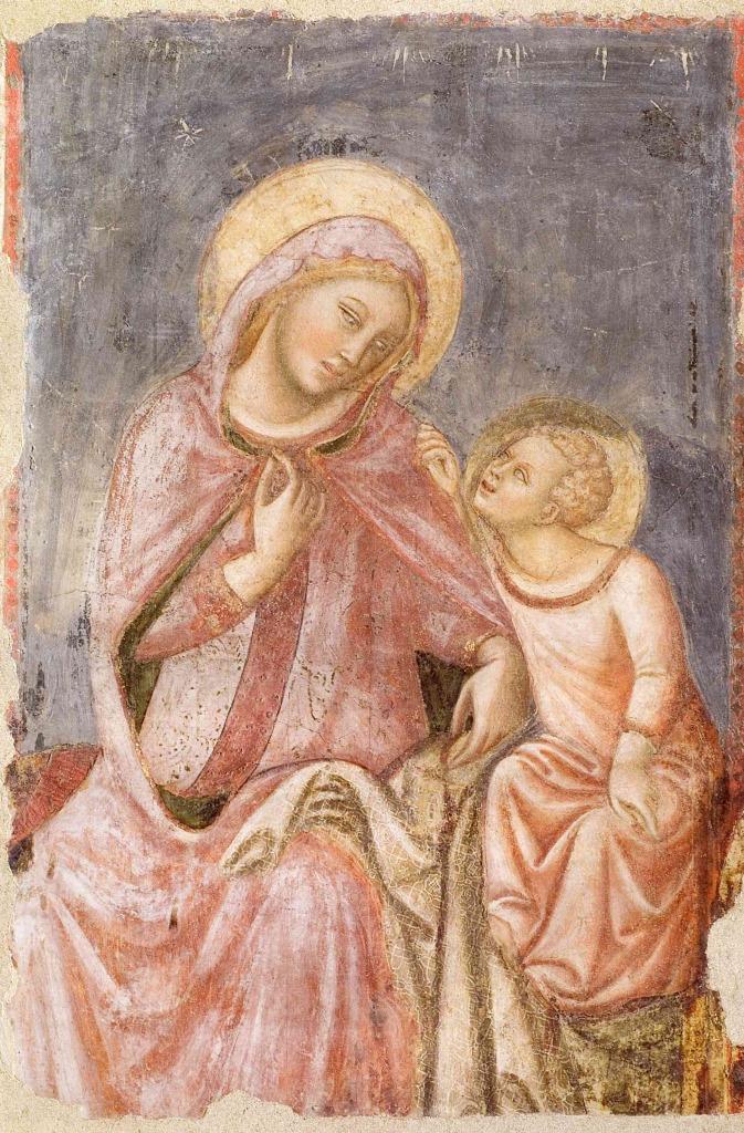 Madonna Ricamo