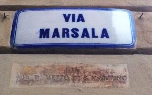 Via Marsala 1-53 a Palazzo Pepoli