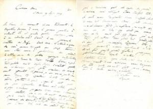 La caduta della Repubblica Romana nella lettera di Filopanti al prof. Carini (1849 )