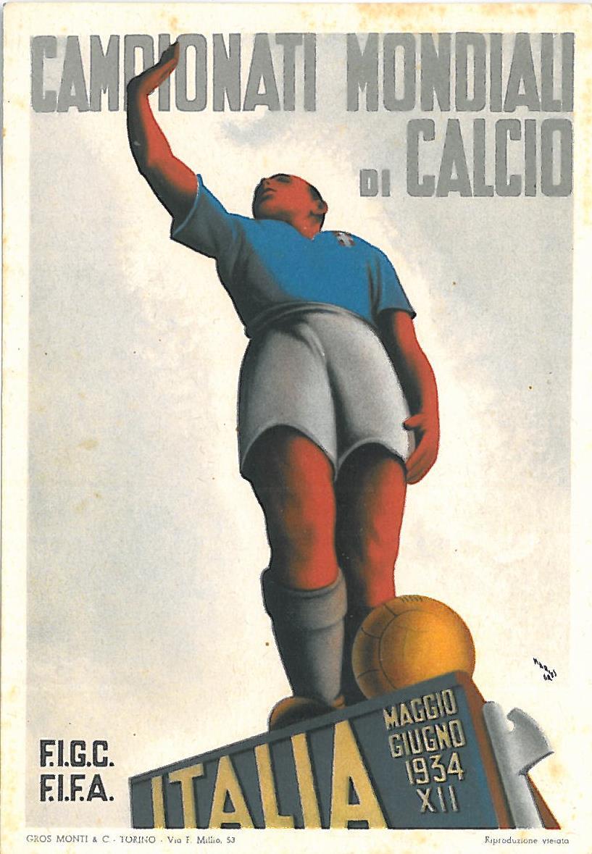 campionati mondiali calcio 1934