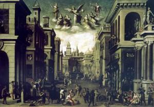 Antico e Moderno a Palazzo Fava: Tamburini e i mestieri con le Arti liberali