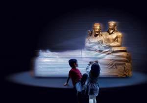 L'eterno abbraccio: l'apparazione del Sarcofago degli Sposi a Palazzo Pepoli