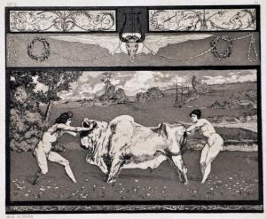 Klinger e il Salvataggio per le vittime di Ovidio – Opus II