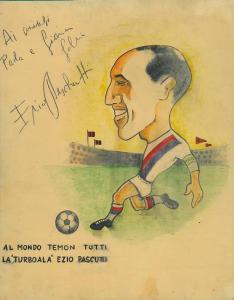"""La """"maledizione"""" di Ezio Pascutti e la gloria del calcio passato"""