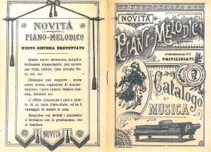 Giovanni Racca e i piani melodici