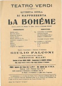 Due luoghi di spettacolo scomparsi: il Teatro Apollo e il Teatro Verdi