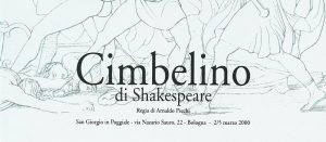 WILLIAM SHAKESPEARE E BOLOGNA