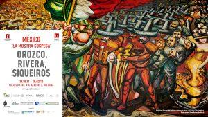 """Siqueiros e gli""""accidentes controlados"""":i murales e la pirossilina"""
